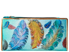 Anuschka Handbags 1088 Clutch Wallet