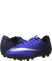 Nike Kids - Jr Mercurial Vortex II CR FG-R Soccer (Little Kid/Big Kid)
