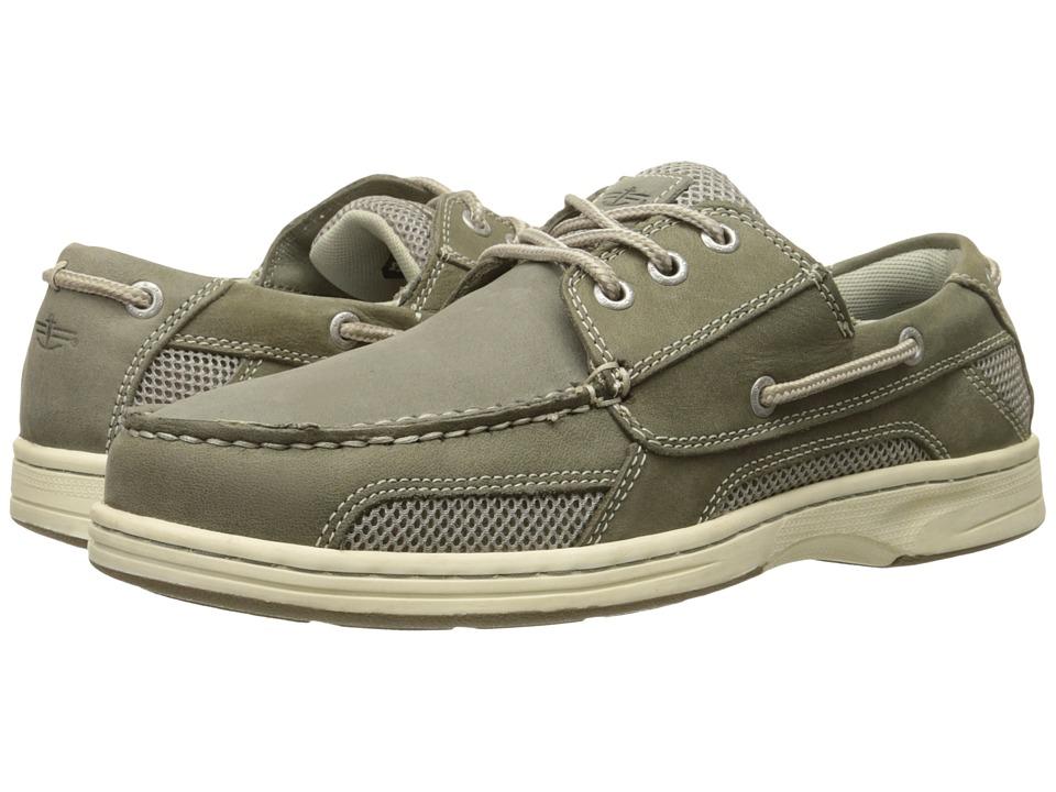 Dockers - Waterview (Grey Soft Nubuck) Men