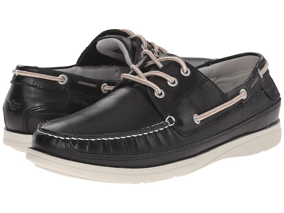 Dockers - Midship (Black Soft Polished Milled Full Grain) Men