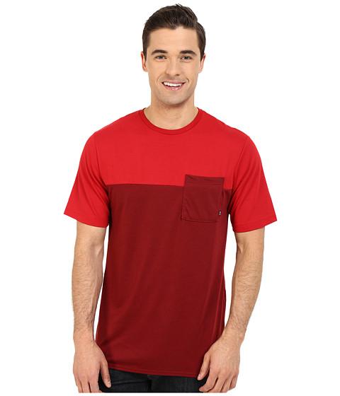 Nike SB SB Dri-FIT™ Blocked Pocket Tee - Team Red/Gym Red
