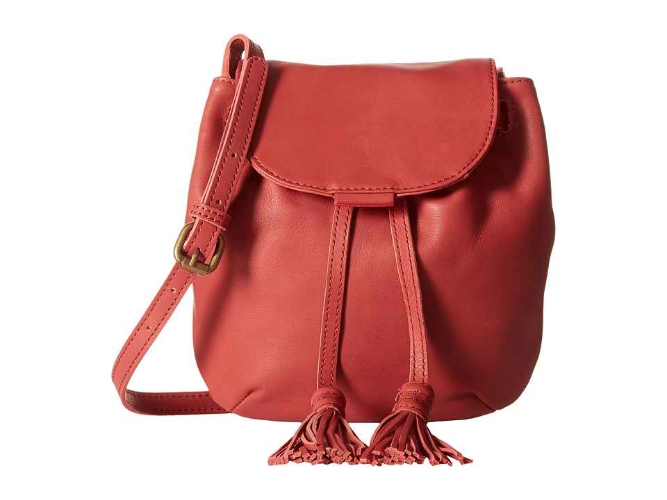 Lucky Brand - Jordan Mini Crossbody (Ruby Red) Cross Body Handbags