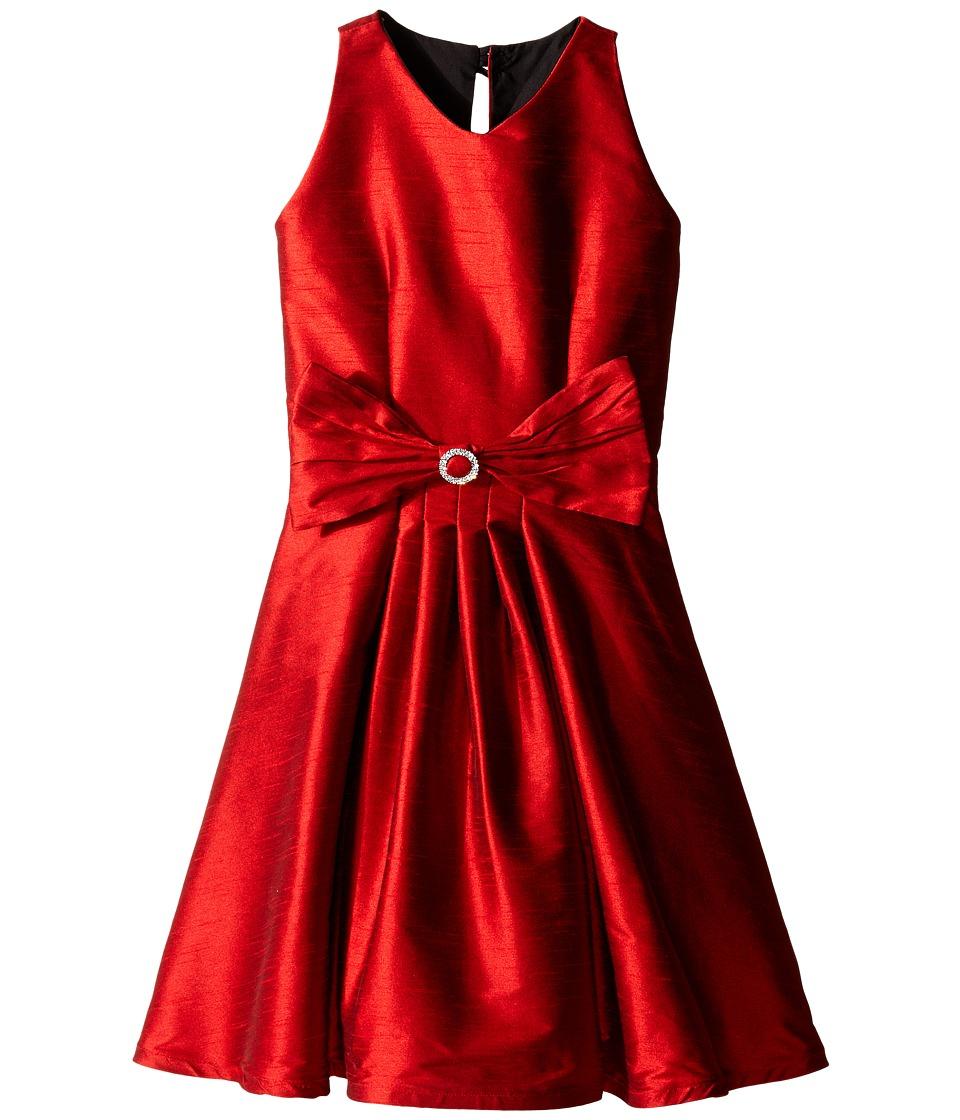 fiveloaves twofish Holiday Beauty Dress Little Kids/Big Kids Red Girls Dress