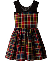 fiveloaves twofish - Winter Tartan Party Dress (Little Kids/Big Kids)
