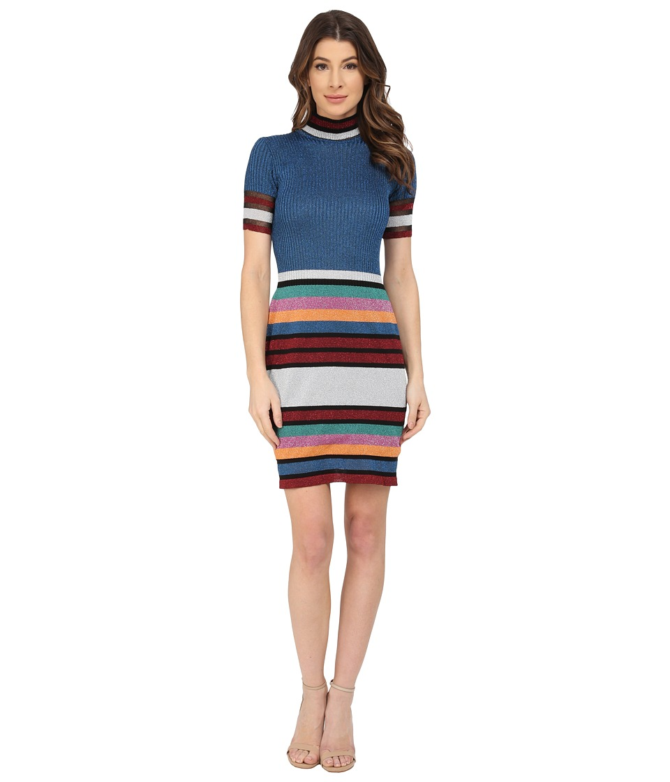 Diesel M Wonderland Dress Midnight/Blue Womens Dress