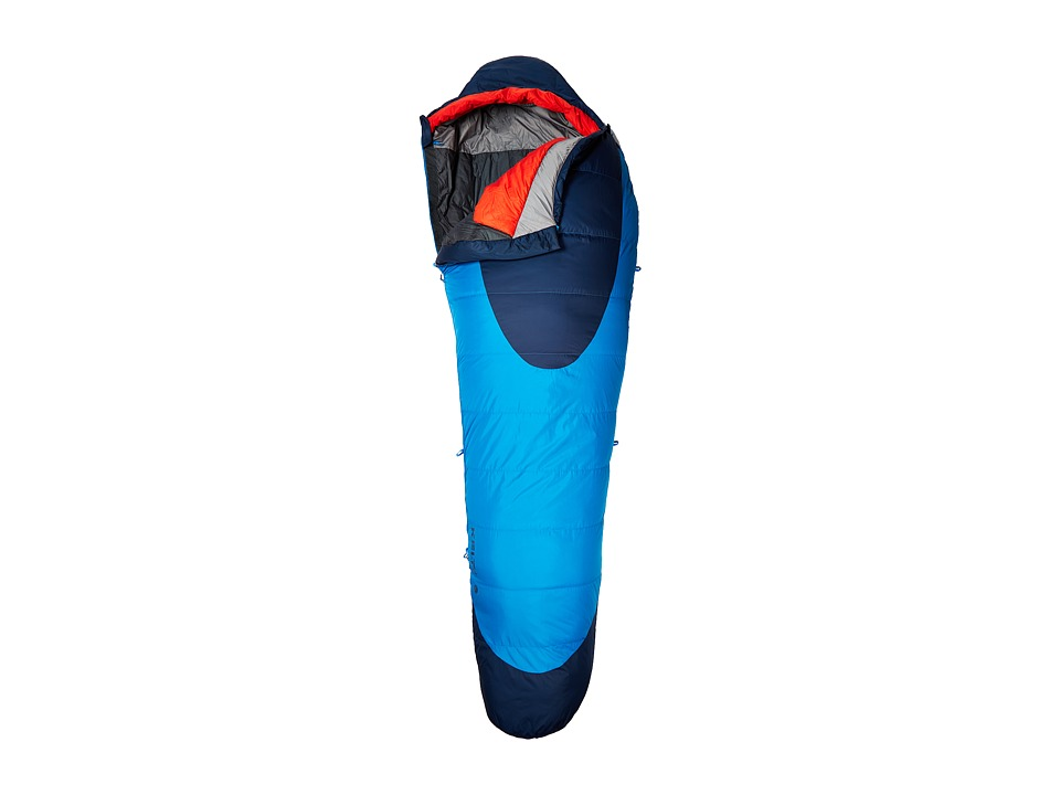 Kelty Cosmic 20 Degree Sleeping Bag Long Paradise Blue/Twilight Outdoor Sports Equipment