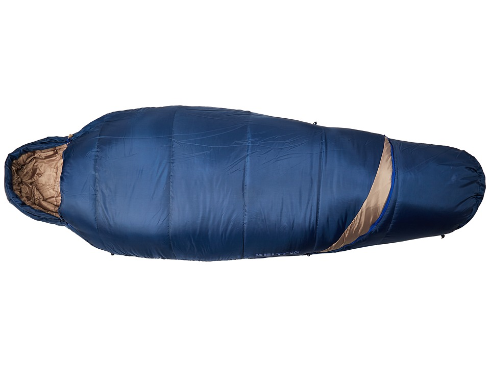Kelty Tuck Ex 20 Degree Sleeping Bag (Twilight/Classic Bl...