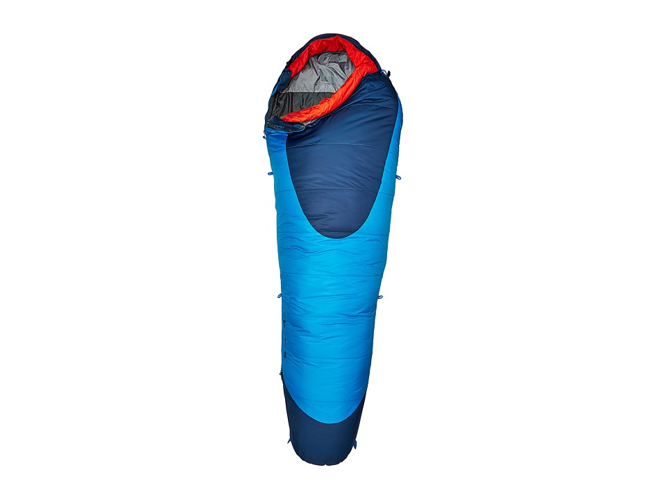 Kelty Cosmic 20 Degree Sleeping Bag Regular Paradise Blue/Twilight Outdoor Sports Equipment