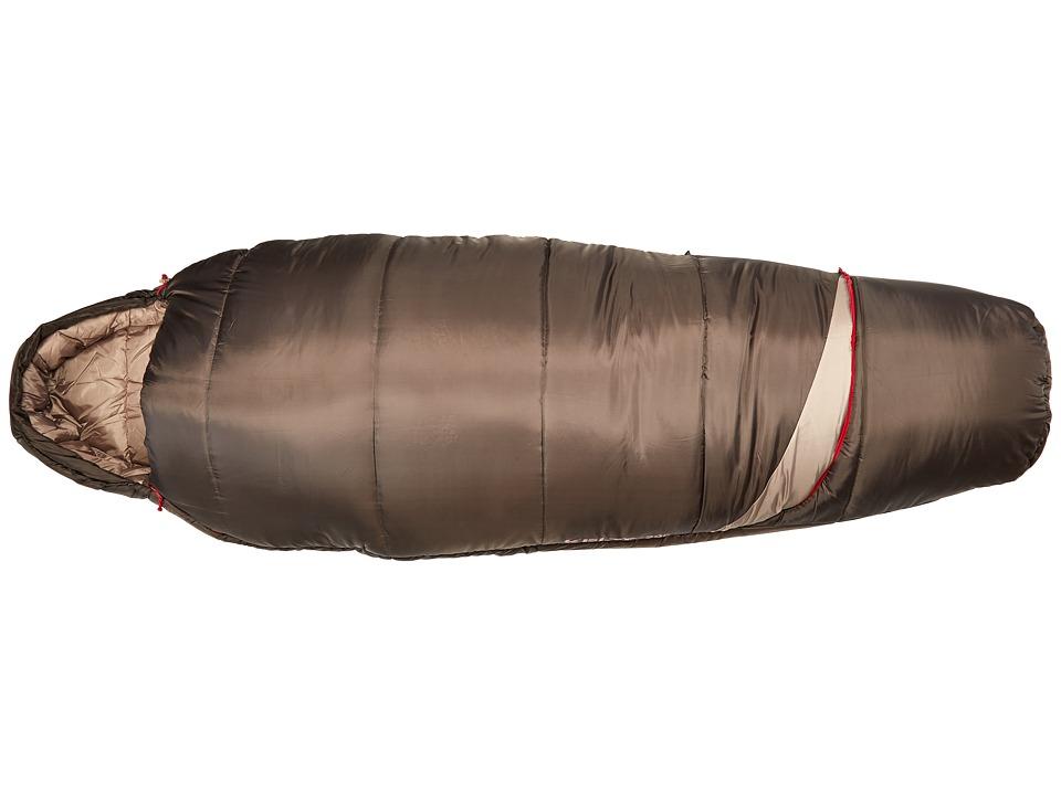 Kelty - Tuck Ex -20 Degree Sleeping Bag (Mocha/Lava) Outdoor Sports Equipment