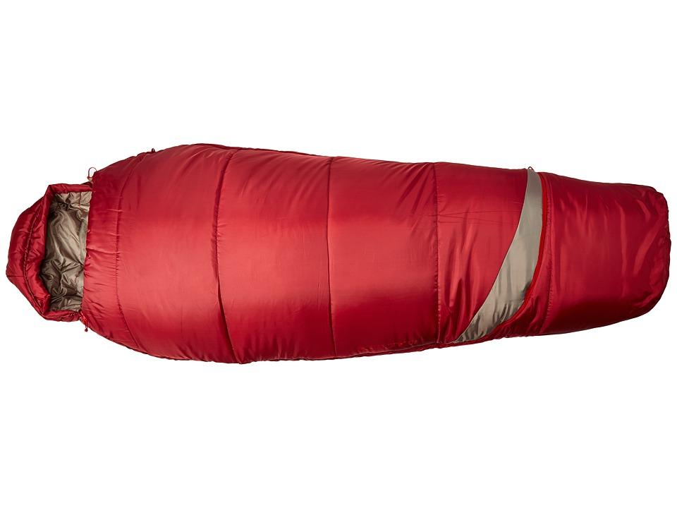Kelty Tuck Ex 0 Degree Sleeping Bag (Garnet Red/Lava) Out...
