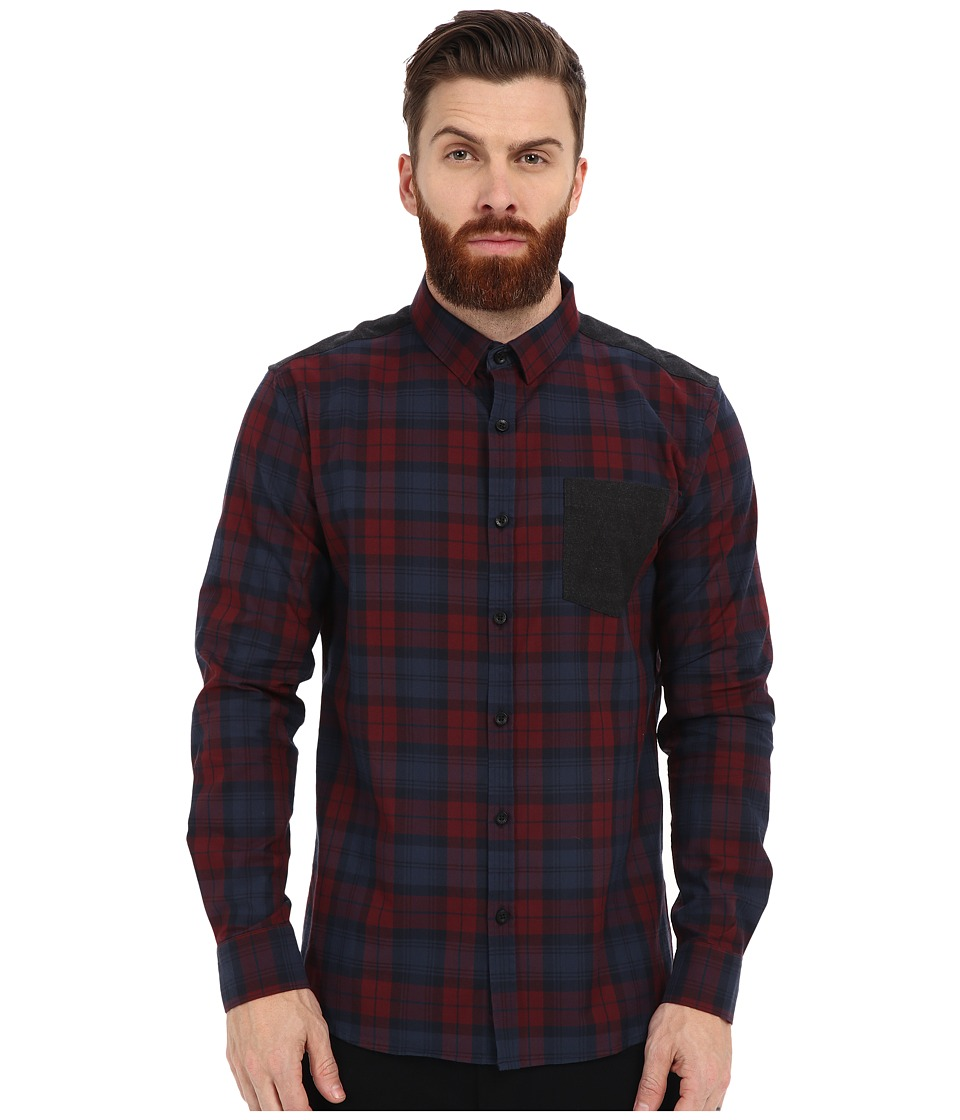 7 Diamonds - Oxley Long Sleeve Shirt