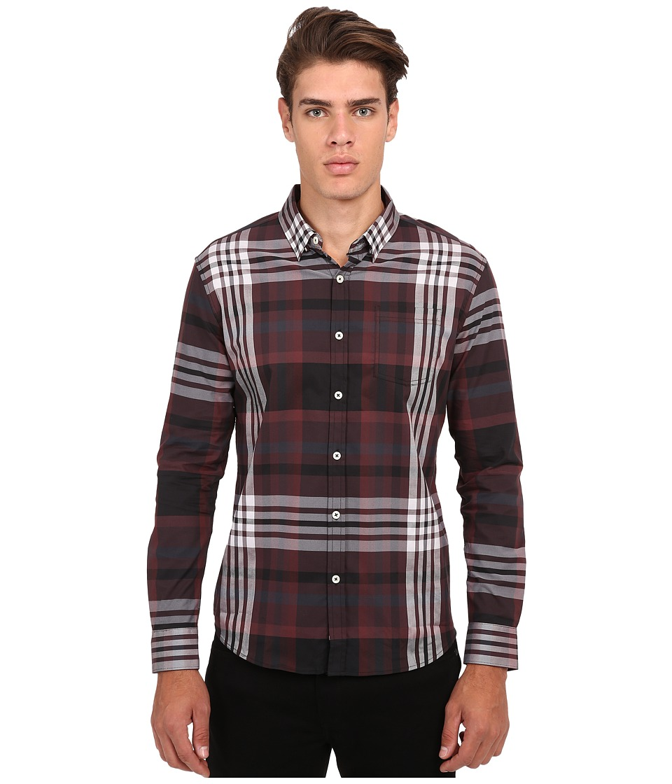 7 Diamonds - Harrington L/S Shirt