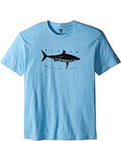 VISSLA Kids - Shark T-Shirt (Big Kids)