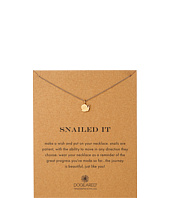 Dogeared - Snailed It Reminder Necklace