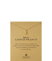 Dogeared - Hey Little Peanut Reminder Necklace