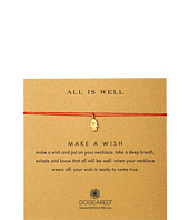 Dogeared - All Is Well Hamsa Make A Wish Necklace
