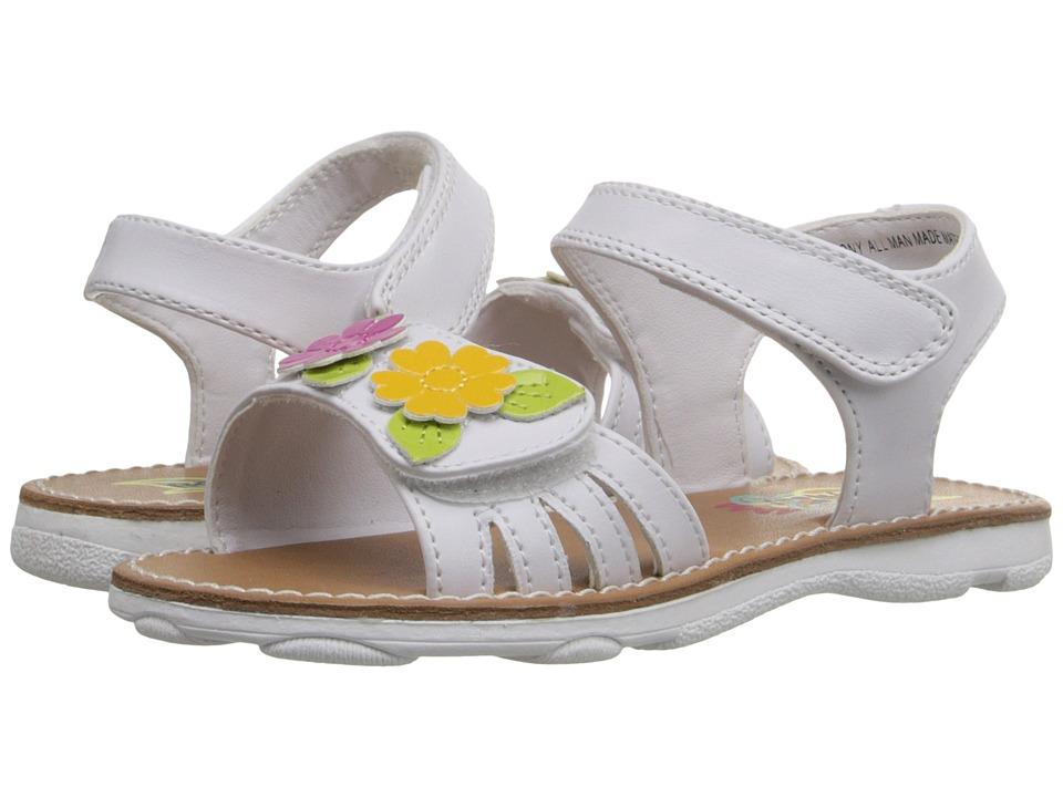 Rachel Kids Harmony Toddler/Little Kid White/Multi Girls Shoes