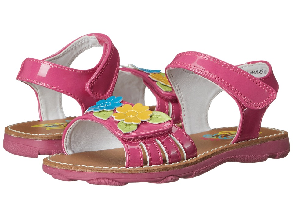Rachel Kids Harmony Toddler/Little Kid Fuchsia/Multi Girls Shoes