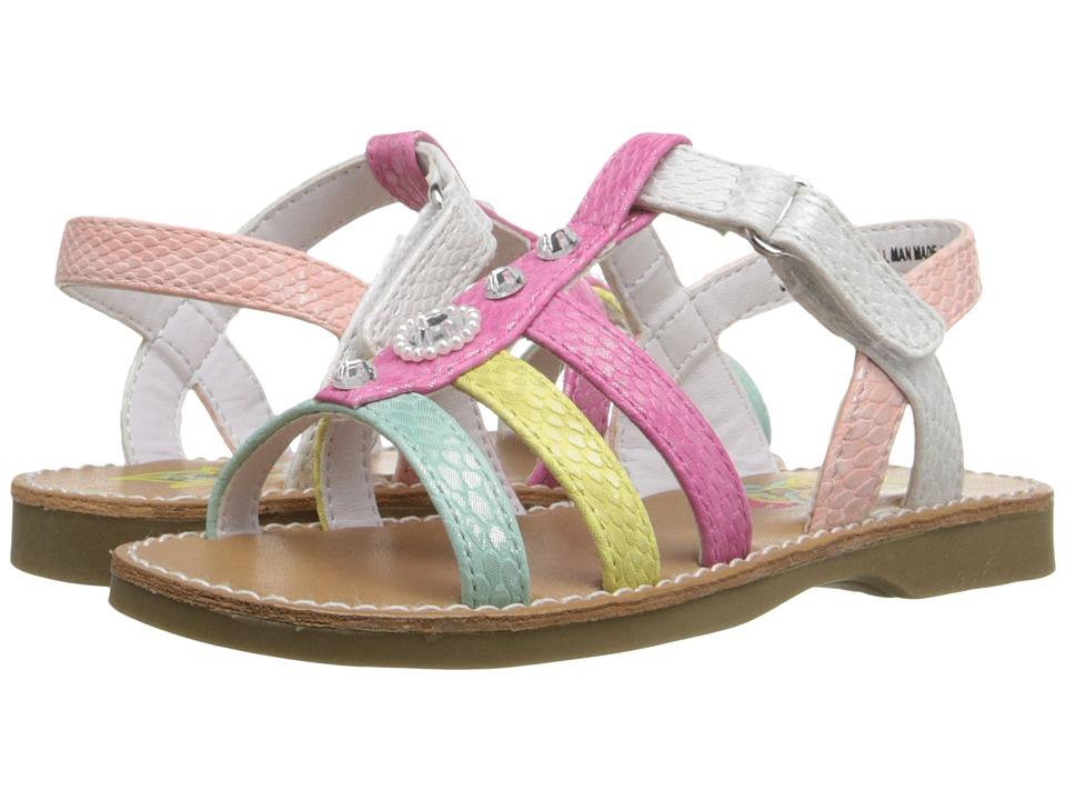 Rachel Kids Geneva Toddler/Little Kid Multi Girls Shoes