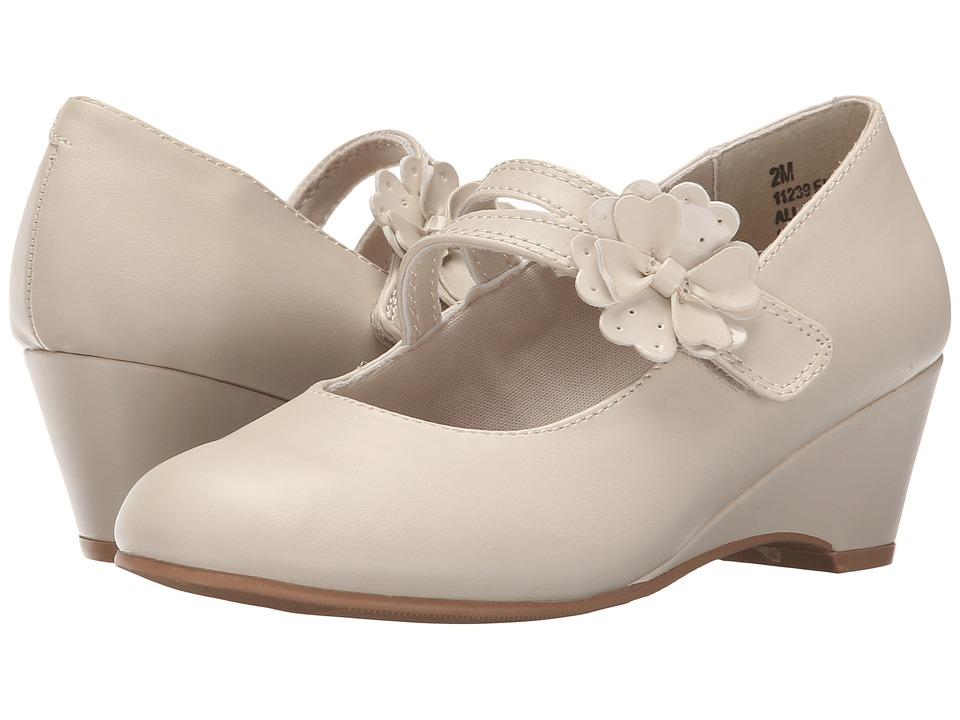 Rachel Kids Ellie Little Kid/Big Kid Bone Smooth Girls Shoes