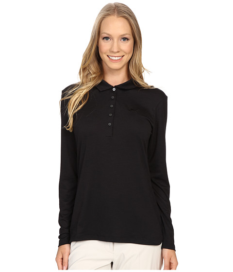 PUMA Golf Long Sleeve Polo