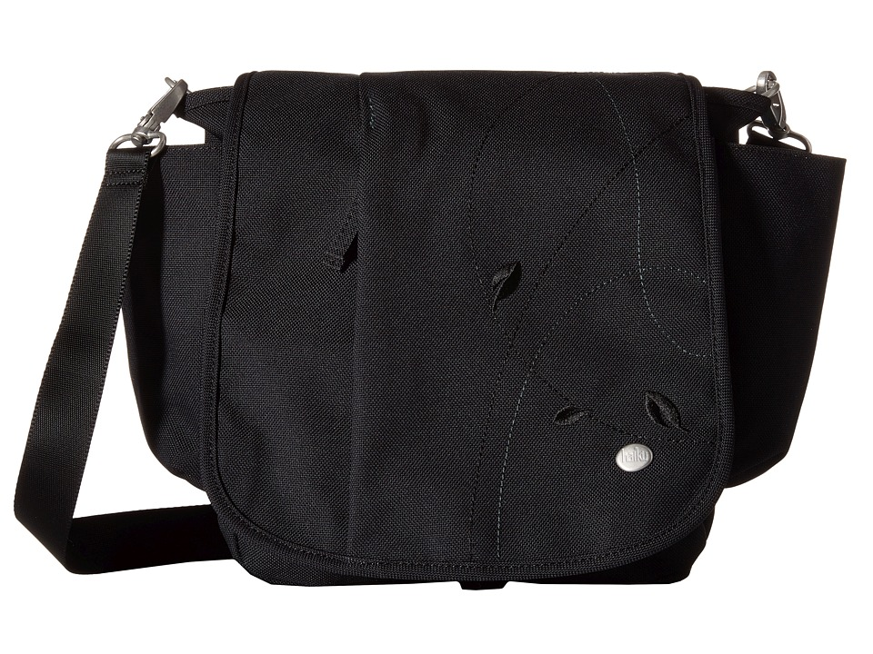 Haiku - To Go Convertible (Black Juniper) Handbags