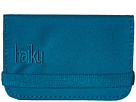 Haiku RFID Mini Wallet (Sea Blue)