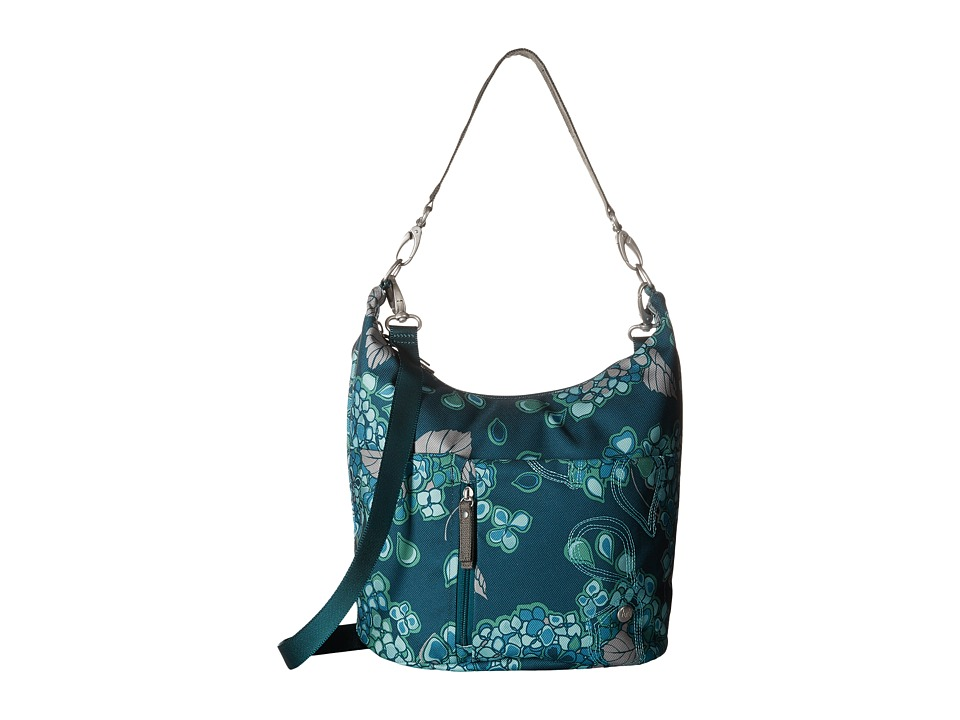 Haiku Ascend Hydrangea Print Handbags