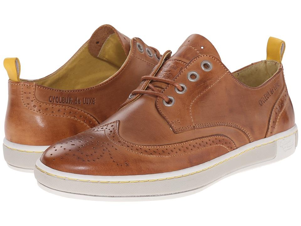 Cycleur de Luxe Madison Cognac Mens Shoes