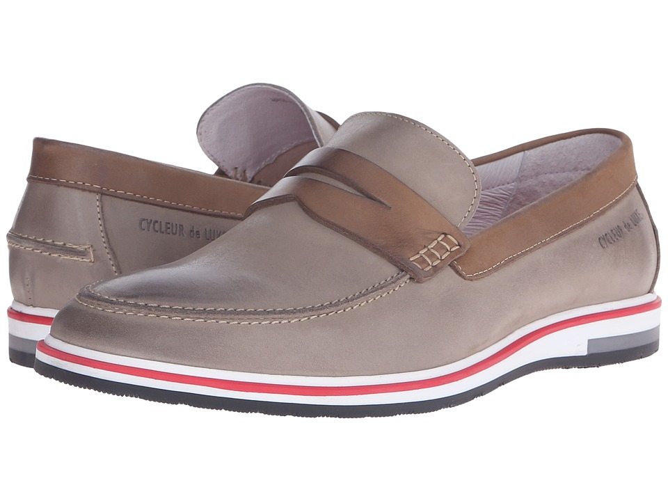 Cycleur de Luxe Forano Taupe Mens Shoes