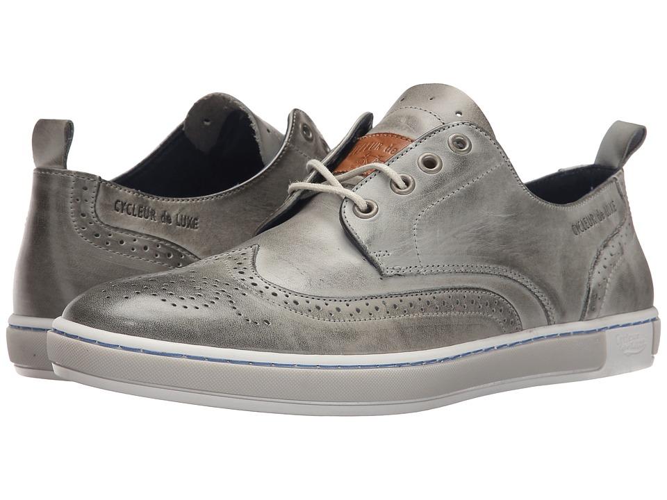 Cycleur de Luxe Madison Light Grey Mens Shoes