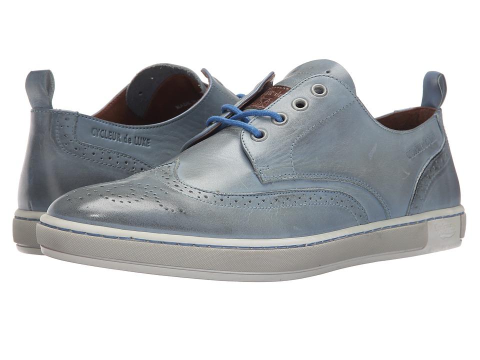 Cycleur de Luxe Madison Light Blue Mens Shoes
