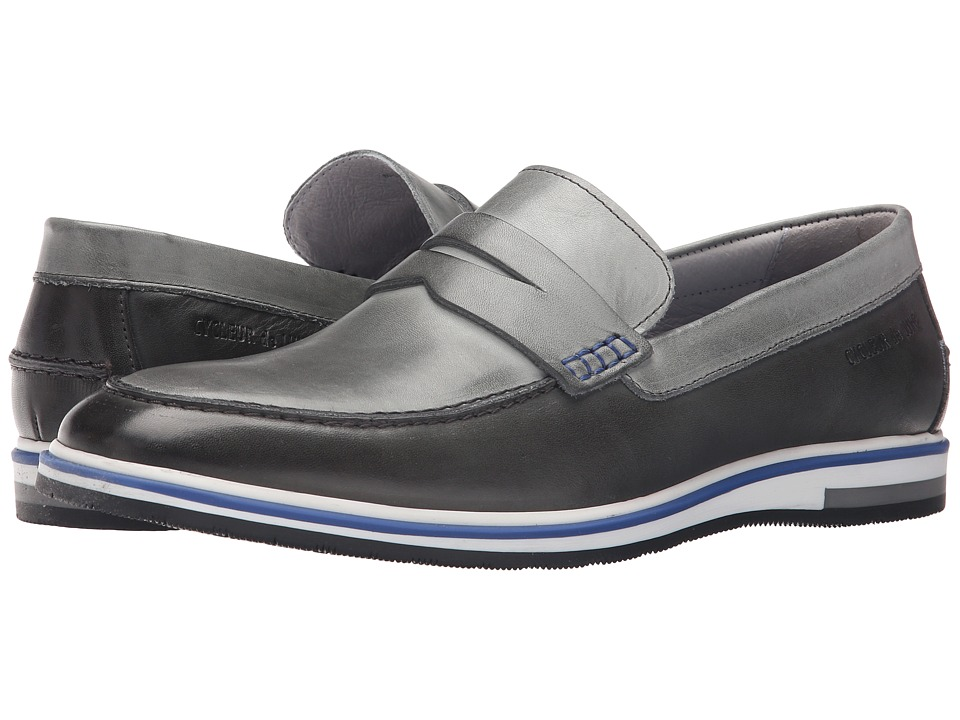 Cycleur de Luxe Forano Anthracite/Grey Mens Shoes