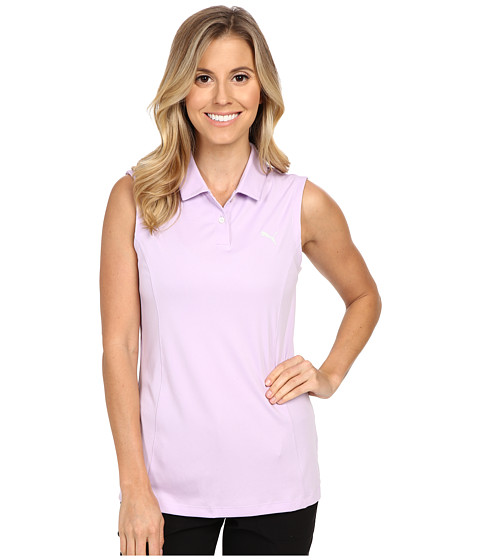PUMA Golf Pounce Sleeveless Polo