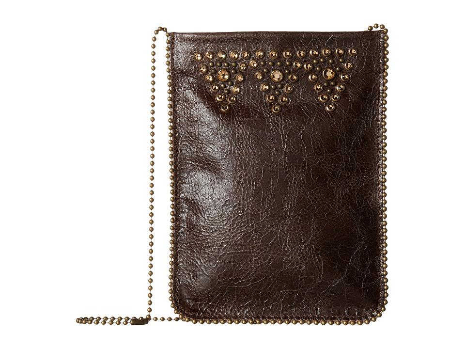 Leatherock - CP56 (Chocolate) Cross Body Handbags