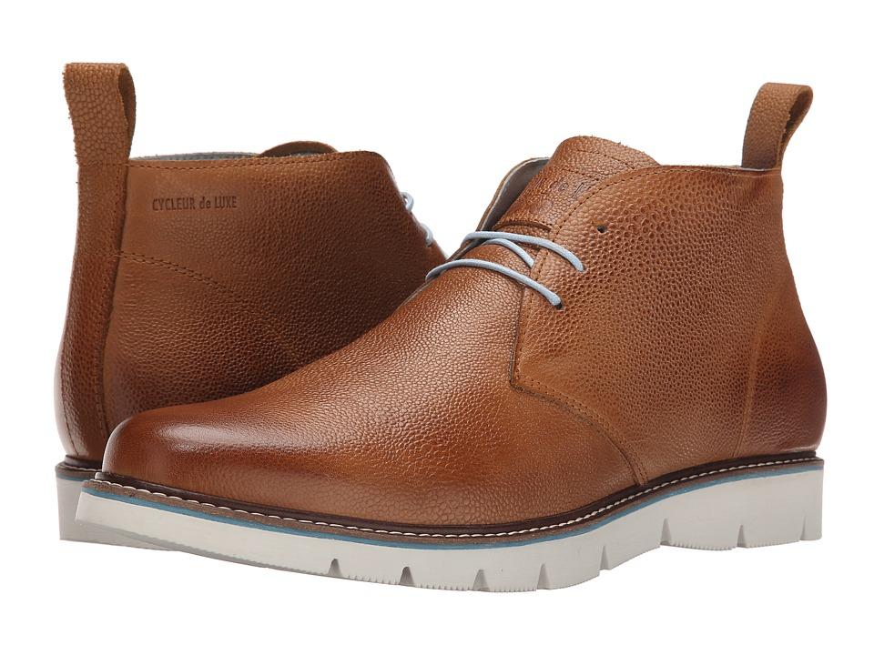 Cycleur de Luxe - Portland (Cognac) Mens Shoes