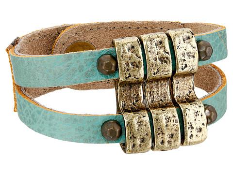 Leatherock B657 - Turquoise