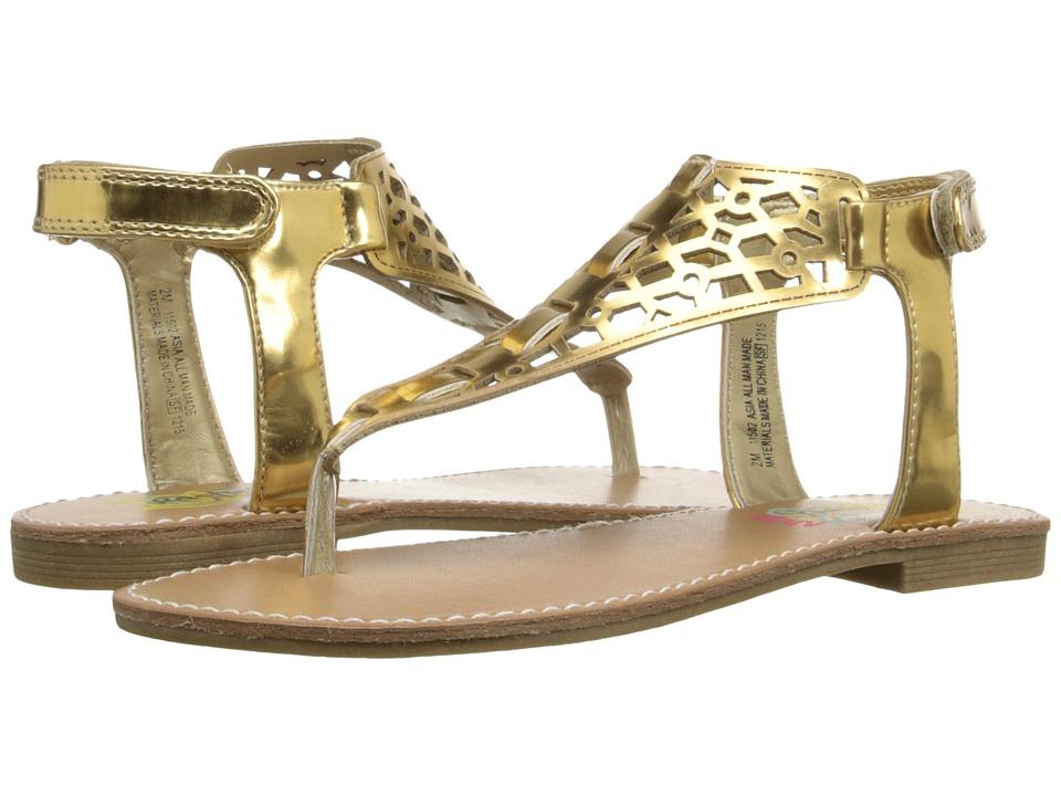 Rachel Kids Asia Little Kid/Big Kid Gold Metallic Girls Shoes