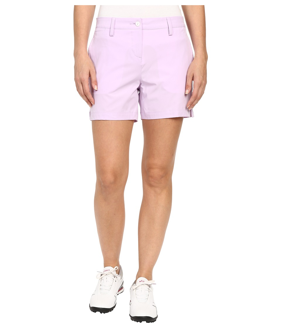 PUMA Golf Scoop Shorts Orchid Bloom Womens Shorts