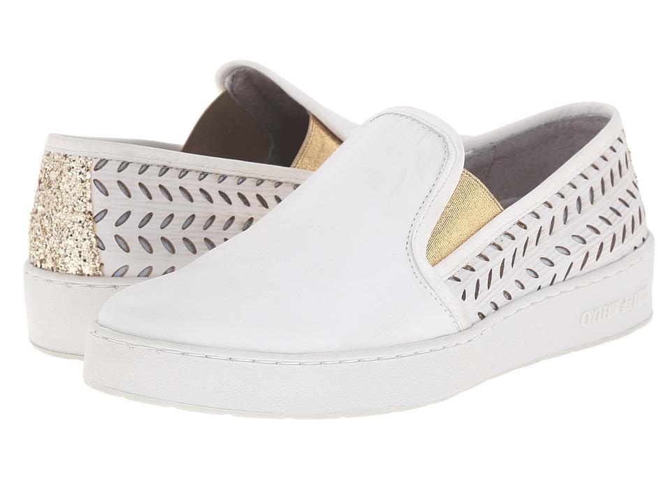 Cycleur de Luxe Navan White Womens Shoes