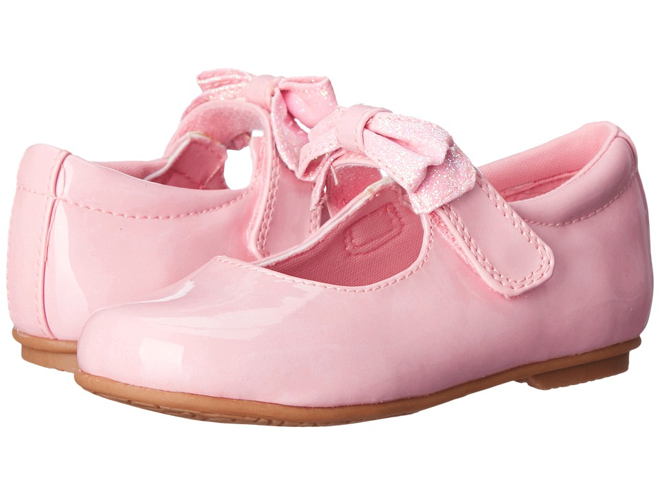 Rachel Kids Camila Toddler/Little Kid Pink Patent Girls Shoes