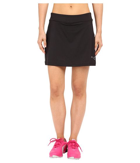PUMA Golf Solid Knit Skirt