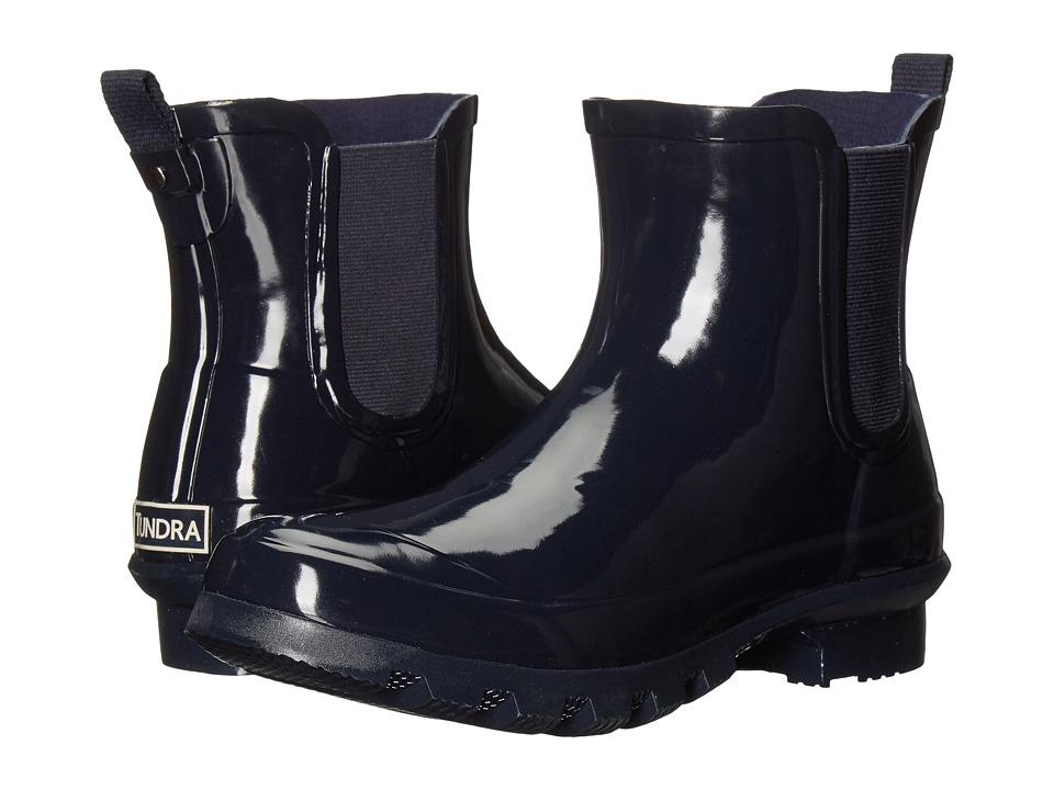 Tundra Boots Casey (Navy) Women