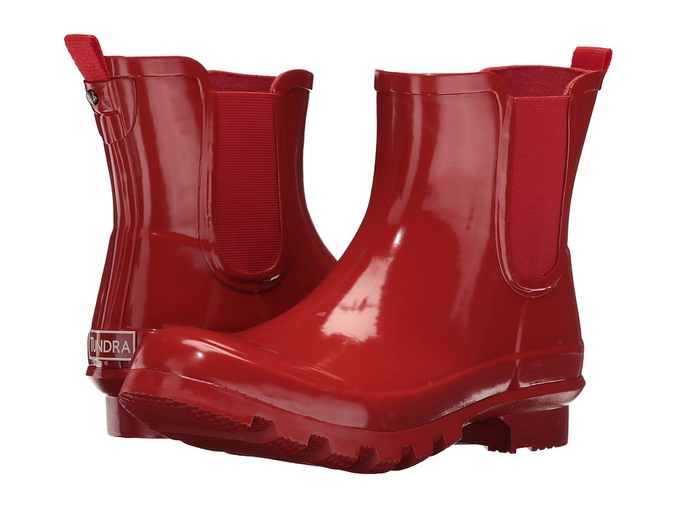 Tundra Boots Casey (Red) Women