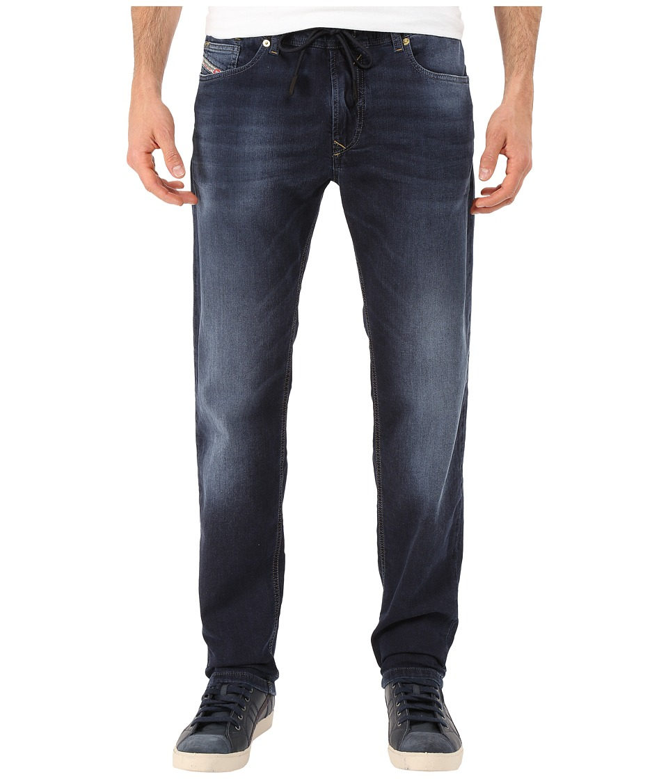 Diesel Waykee Ne Sweat Jeans 0848K Denim Mens Jeans