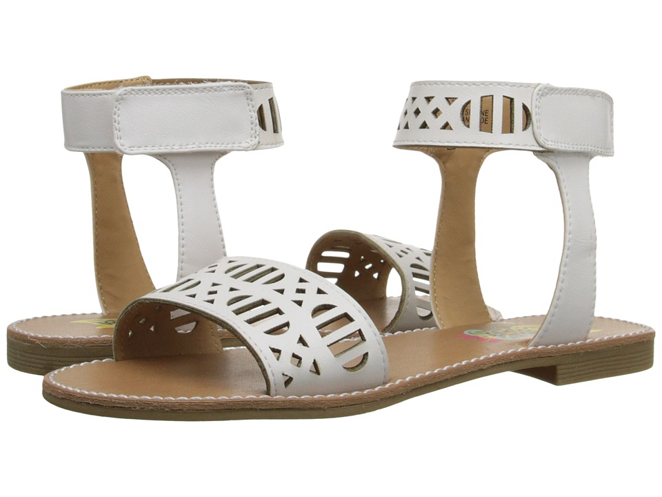 Rachel Kids Simone Youth White Smooth 1 Girls Shoes