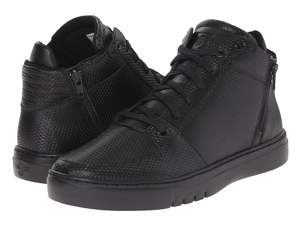 Creative Recreation Adonis Mid Black/Black Mens Lace up casual Shoes