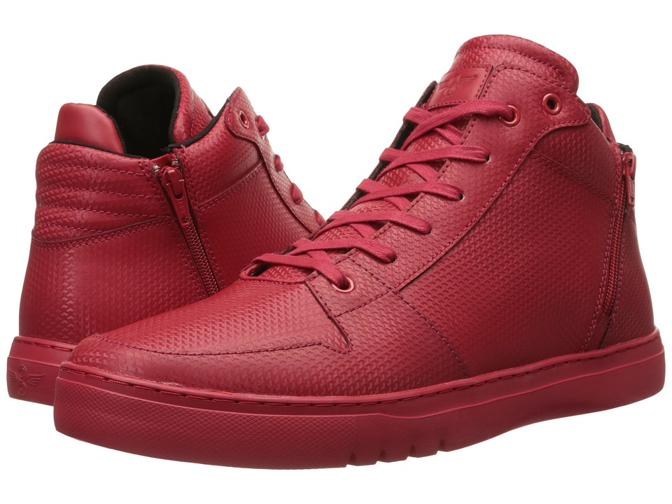 Creative Recreation Adonis Mid (Red/Red) Men