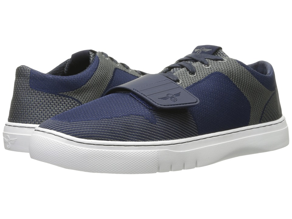 Creative Recreation - Cesario Lo Woven (Navy Pewter) Mens Shoes