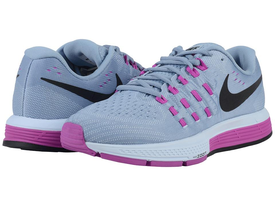 Nike Air Zoom Vomero 11 (Blue Grey/Hyper Violet/Blue Tint/Black) Women